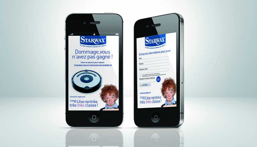 JEU STARWAX SMARTPHONE150