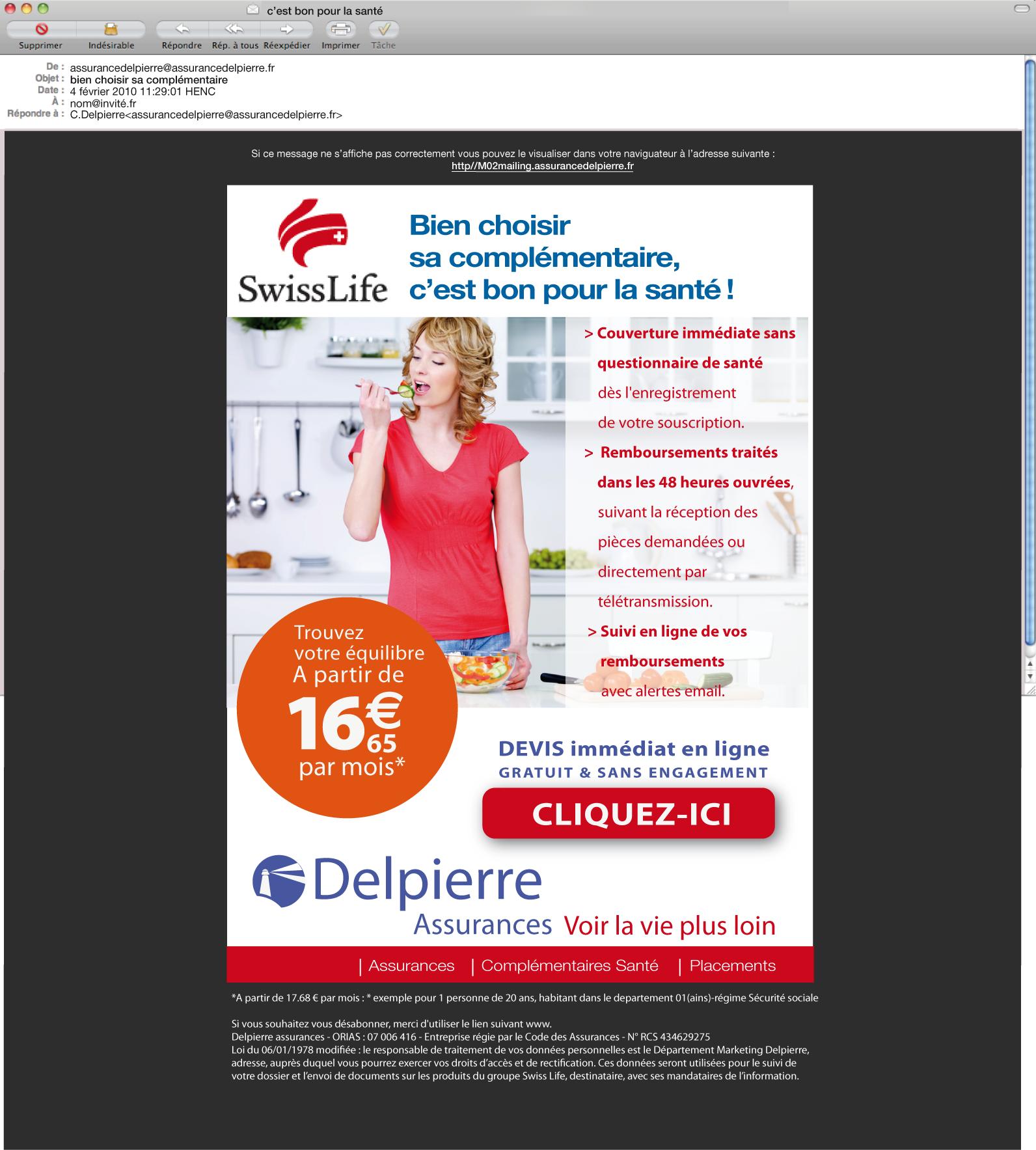 e-mailing Delpierre 2011
