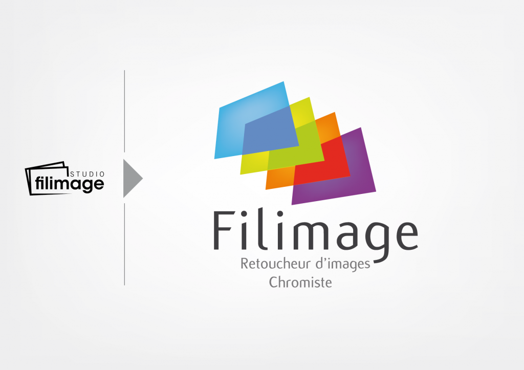 logo filimage +old V