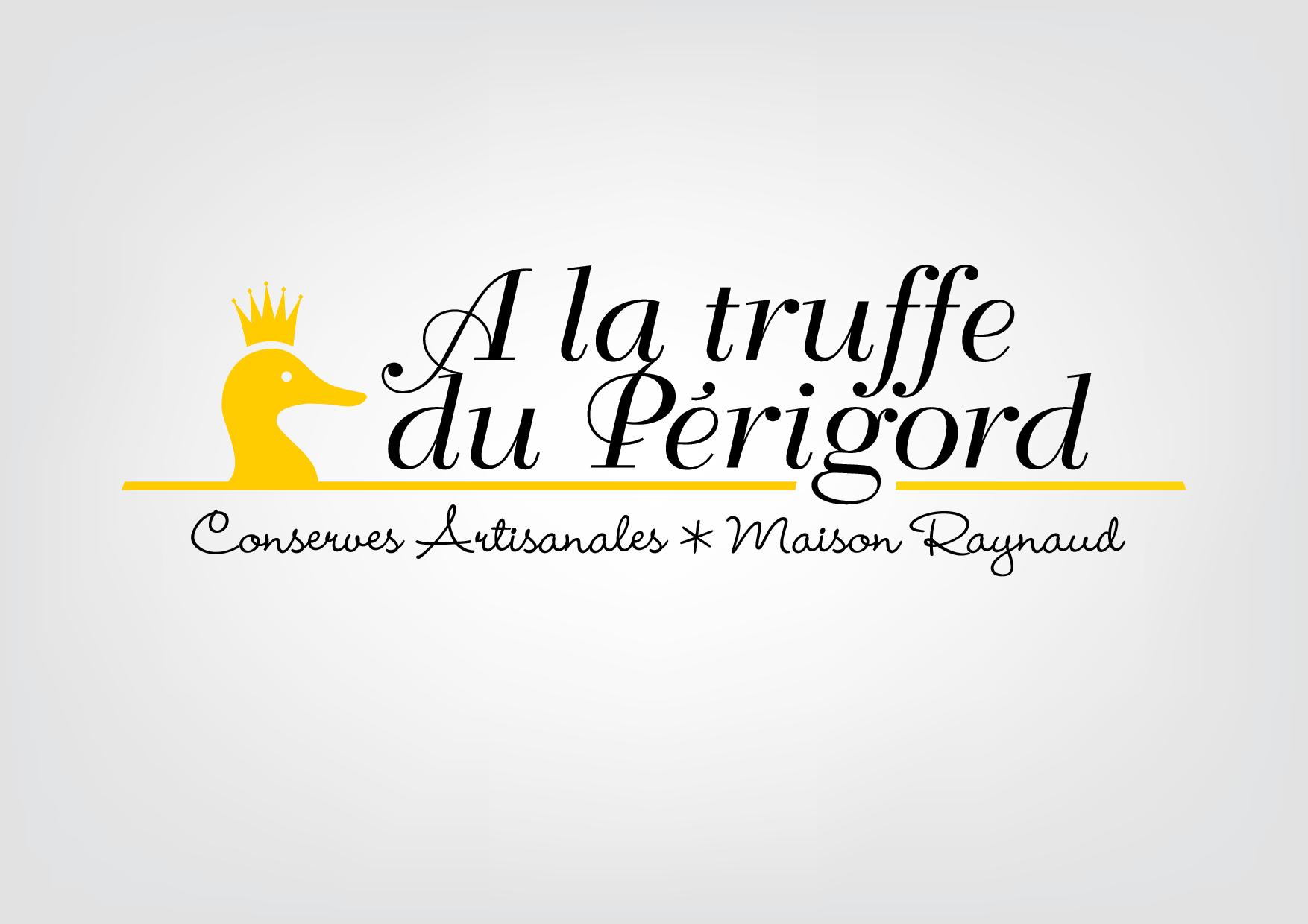 logo truffes du Périgord